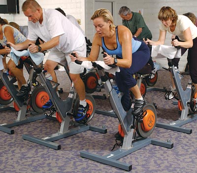 Indoor Cycling Lima Family Ymca